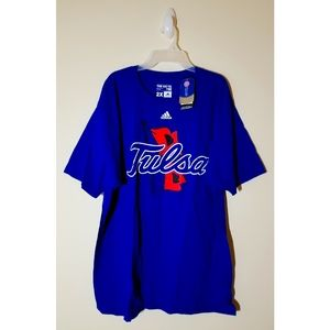 Adidas Tulsa Golden Hurricanes T-Shirt